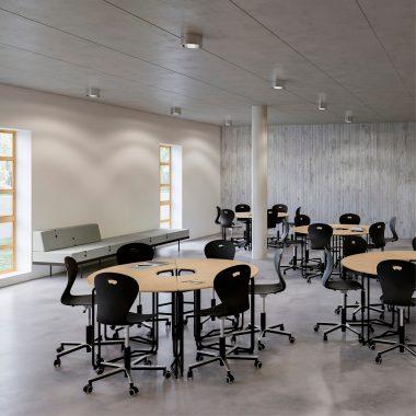 Upcycling-design-Karoline-chair-meeting-environment