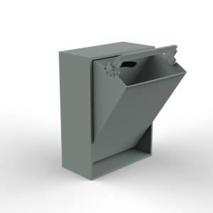 Upcycling Scandinavia-ReCollector-Wraught-Iron-Blue